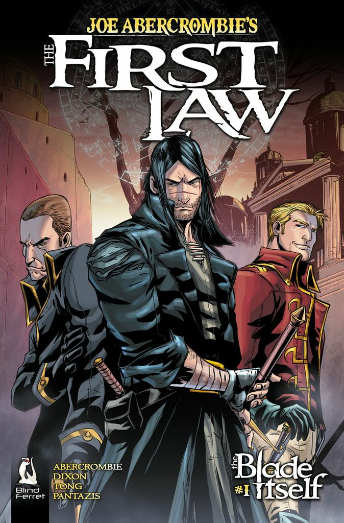 "Cover ""First Law"" Ausgabe #1 